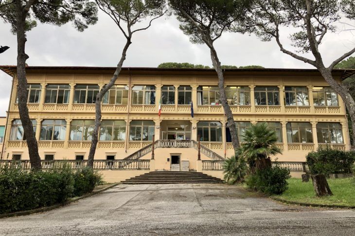 Sede villa Corridi